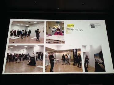 Tate Modern Talk