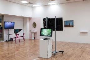 London College of Communication Studio Elephant & Castle Shopping Centre